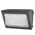 "100W   LED Glass Wall PACk  Light    <font color=""red"">AC120-277V   </font>//   WSD-GWP10W27-50K-D-SS"