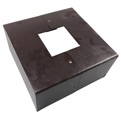 5 inch Square  Base Cover//  WSD-IBS5-D