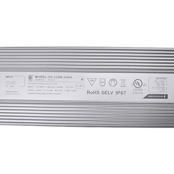 300W SOSEN LED Power Supply AC277-480V  (Dimmable)  // SS-320M-56BH